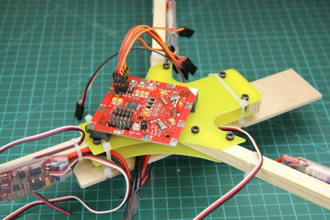 Tricopter83