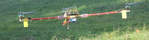 Tricopter95