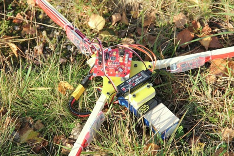 Tricopter96