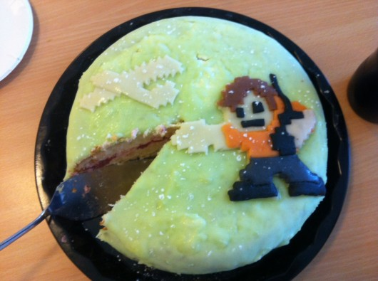 RCExplorer tårta
