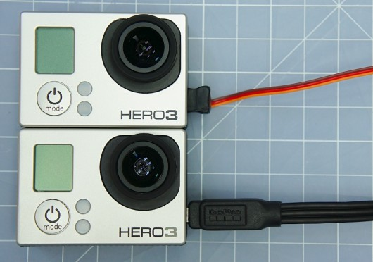 Gopro cables