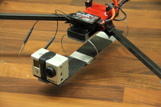 GoPro2 tricopter
