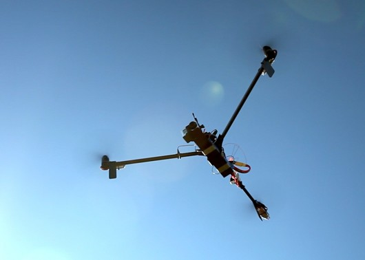 Rcexplorer Tricopter