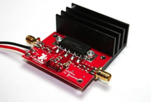 7W booster UHF