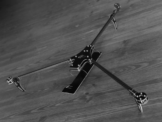 RCExplorer tricopter V3.0