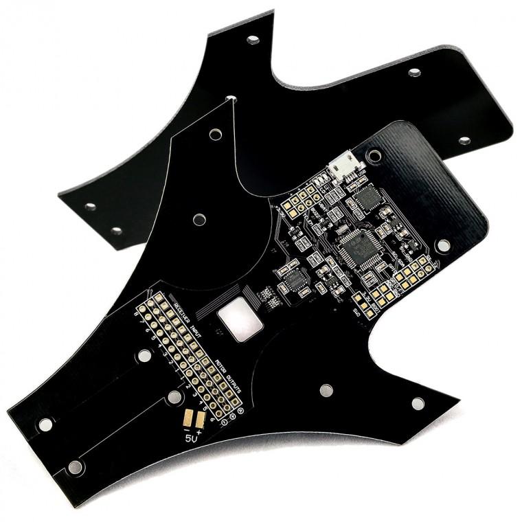 Naze32 Tricopter frame