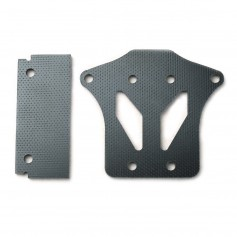 Mini Tricopter mounting plates