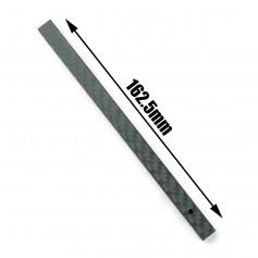 10x10mm Woven Carbon fiber square tube/Arm
