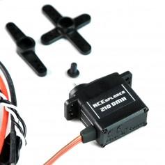 Mini Tricopter Electronics kit