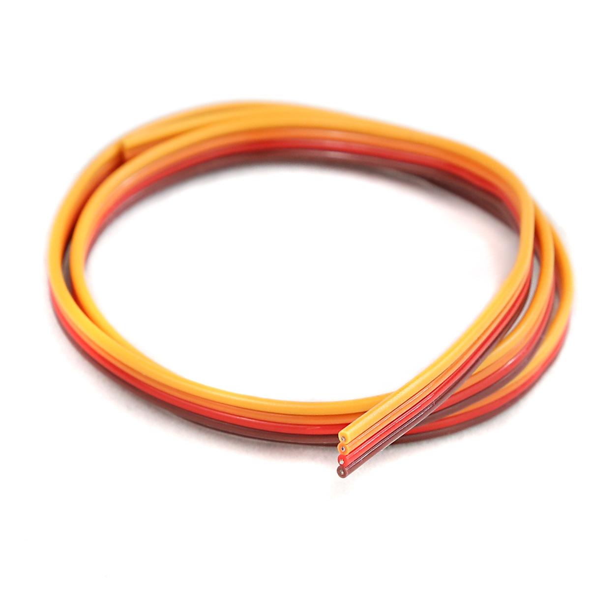 4 Lead servo wire extension – RCExplorer