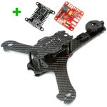 Baby Tricopter F3FC PDB