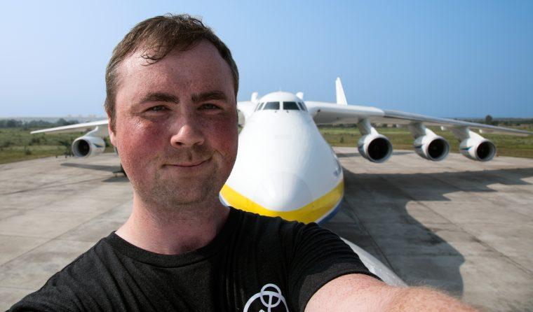Antanov-Selfie