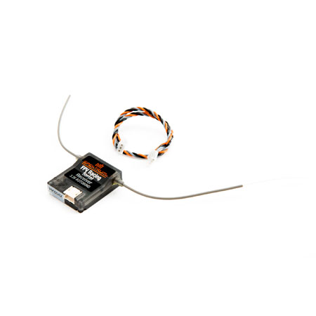AR610 on F3FC board – RCExplorer